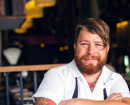 Your Chef and Climate Change: Jonathon Sawyer of Greenhouse Tavern