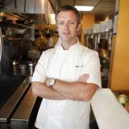 Chef William Dissen of Market Place Restaurant