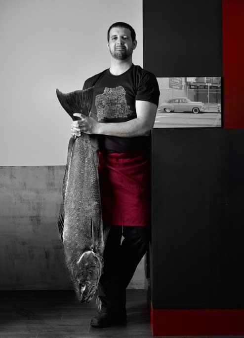 Chef Aurelien Crosato