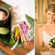 Shanti Allen of Alchemy Bali Raw Vegan Restaurant