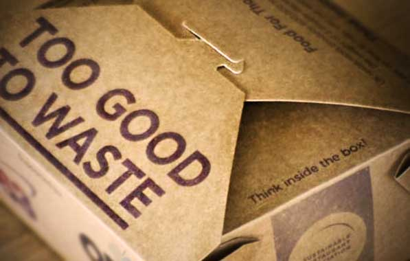 Ethicalfoodscom Too Good To Waste The Doggy Bag In Europe