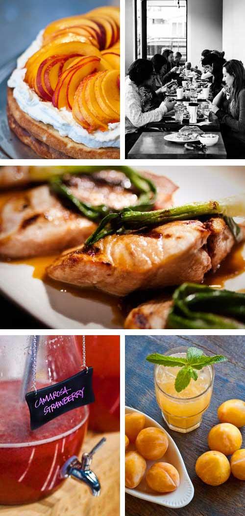 Forage LA Sustainable Restaurant