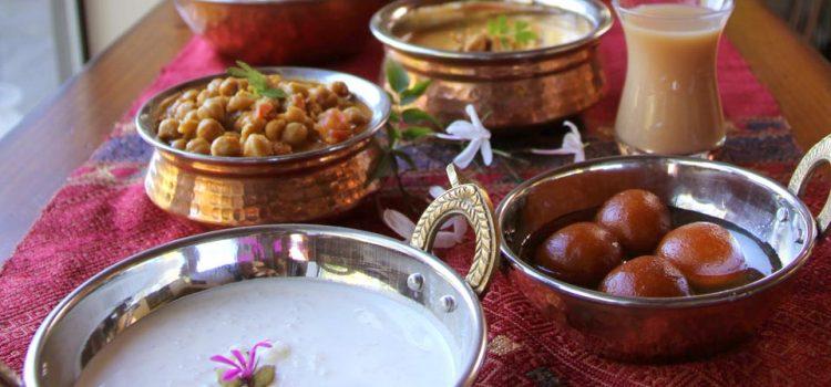 Modern Diwali Foods: Organic & Sustainable 2017