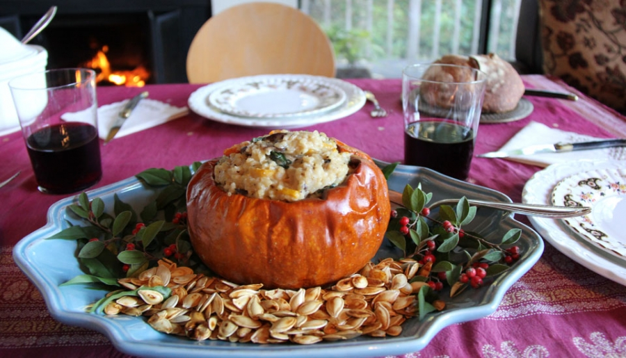 Gourmet Vegetarian Holiday with Deborah Madison