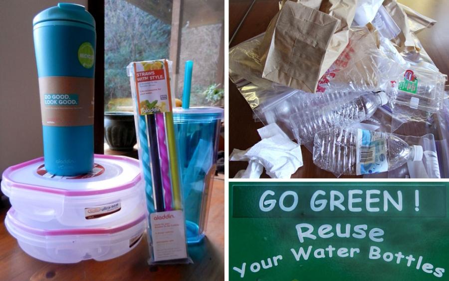 Reusable Lunch Box Kits
