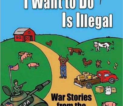 Book Review: Everything I Want To Do Is Illegal