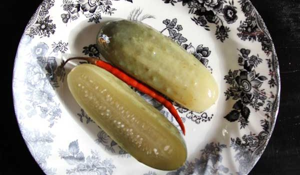 Cooking From Scratch: How To Make Pickles
