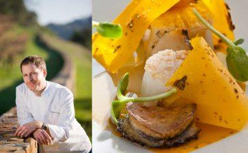 Chef Daniel Corey of Luce San Francisco