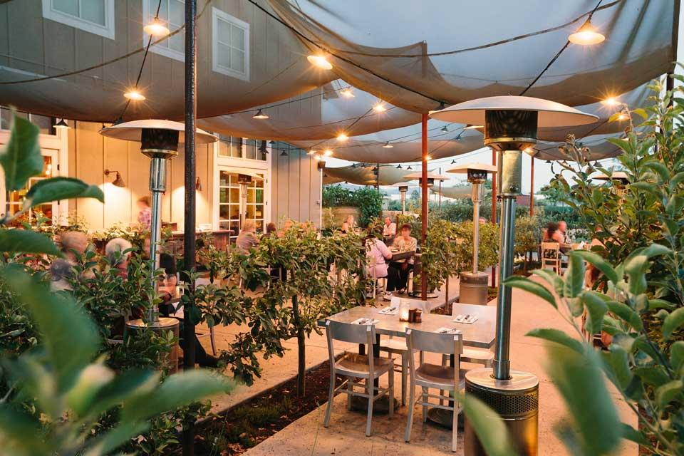sustainable restaurant san francisco bay area napa california wine country