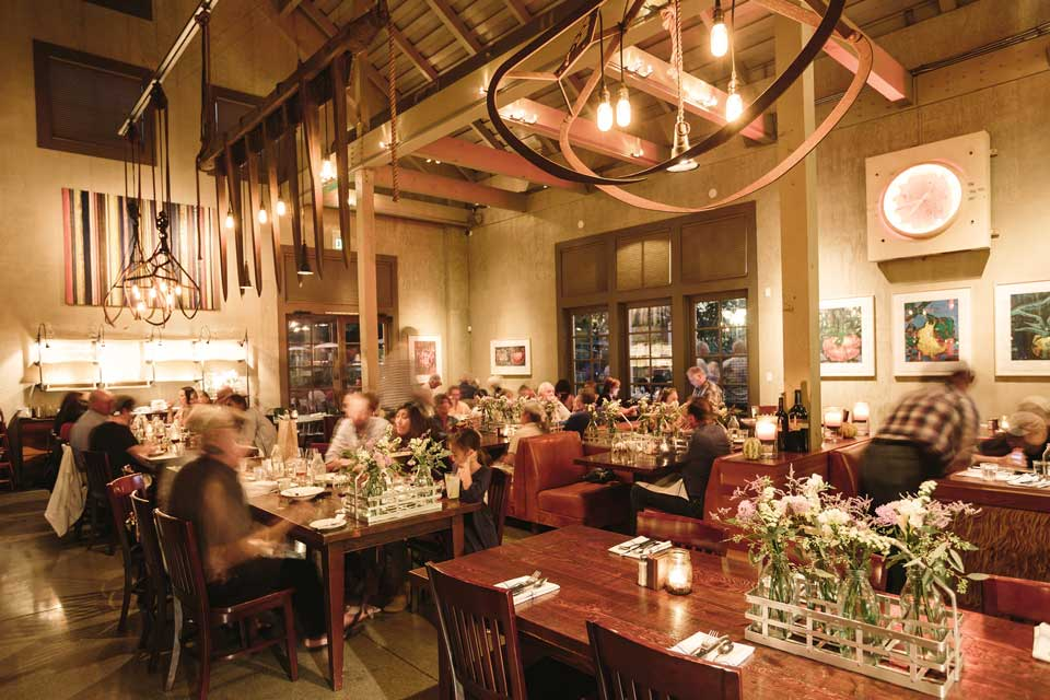 Ethicalfoods Com Long Meadow Ranch Restaurant St Helena