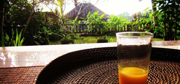Indonesian Jamu: a Simple Recipe to Make Your Own Healing Turmeric Juice