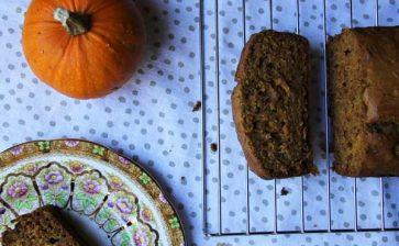 Traditional Pumpkin Bread Recipe
