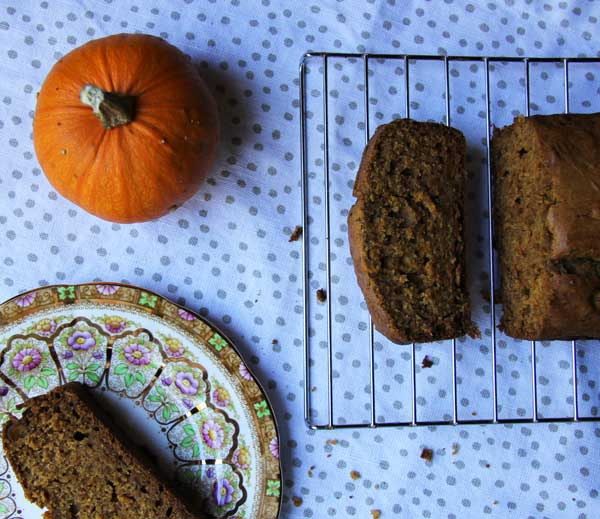 Classic Pumpkin Bread Recipe and Holiday Pantry Gift
