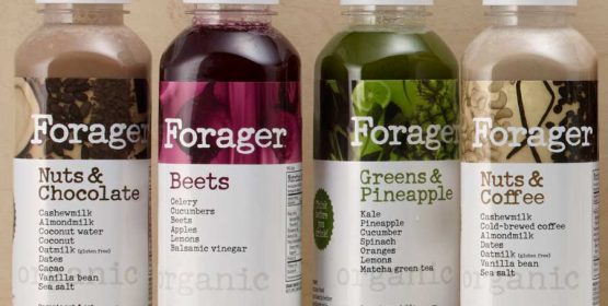 Slow Fast Food: Forager Project Cold Pressed Juice