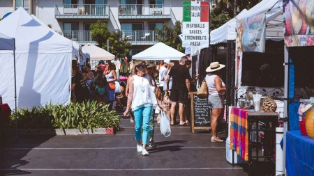 marina del rey farmers market los angeles mother's beach